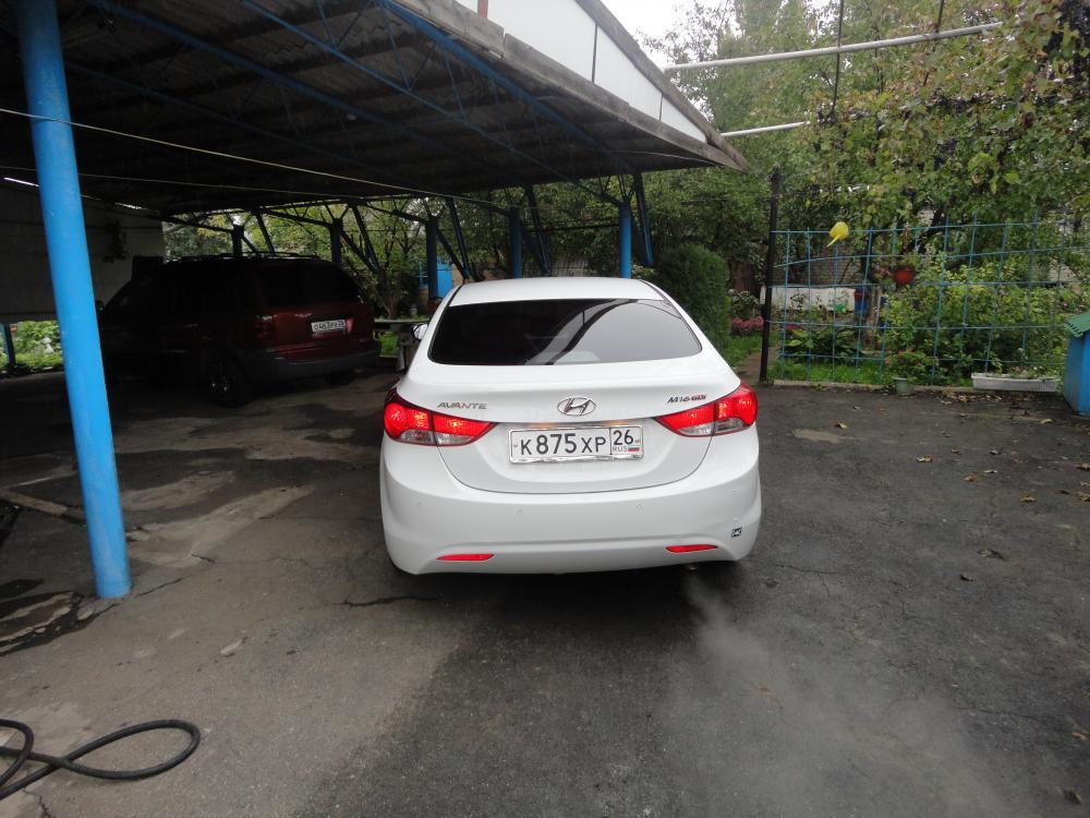 Hyundai i130 фото