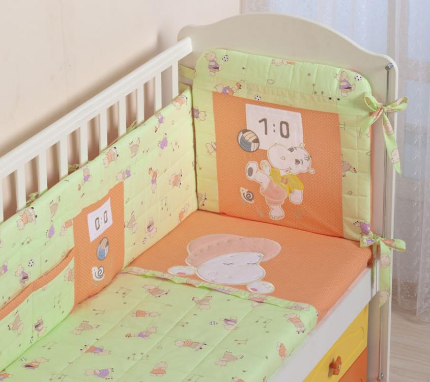 Борта на детскую кроватку