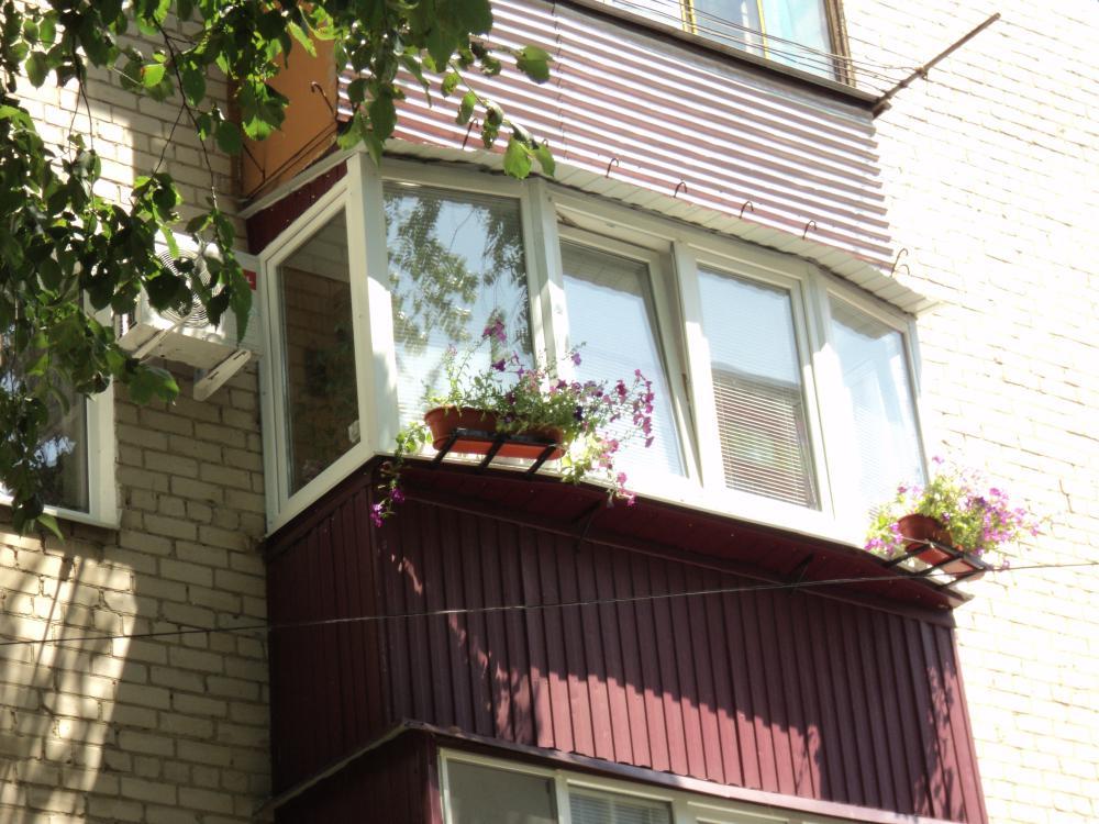 Nevinkaonline.ru :: обшивка балконов, вневинномысске.