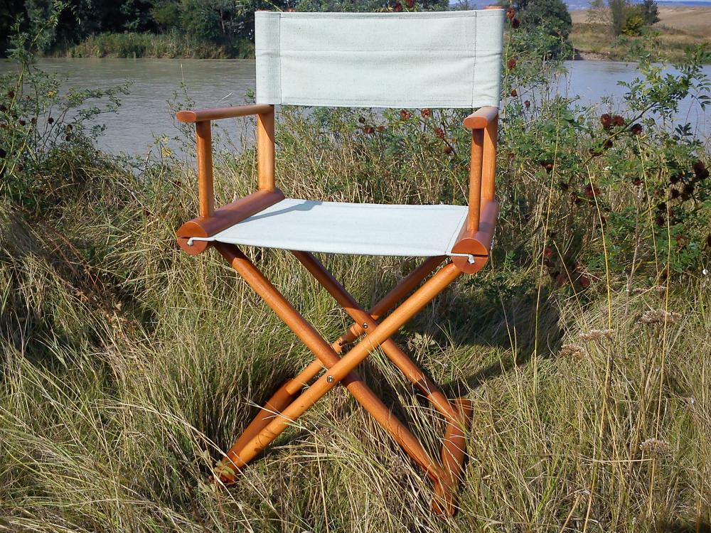 Раскладной стул на природу своими руками 248